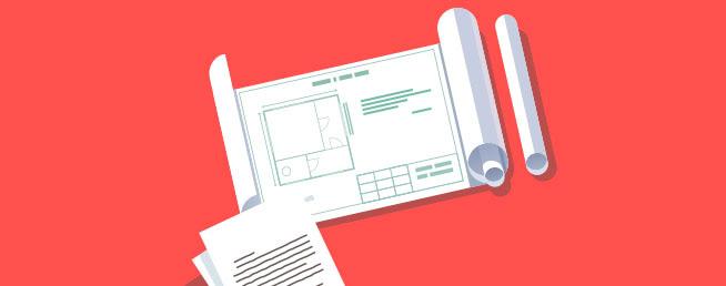 Méthode à l'avancementpour les projets architecturaux