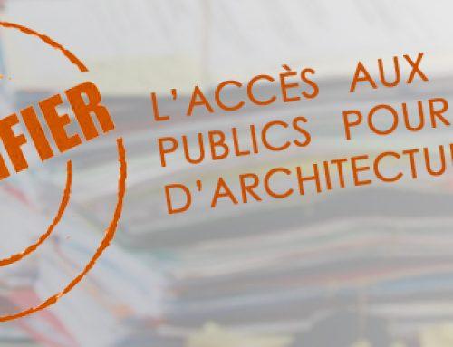 Le Sénat prône une commande publique plus accessible aux PME d'architecture