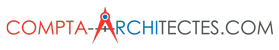 Expert Comptable Architectes Logo