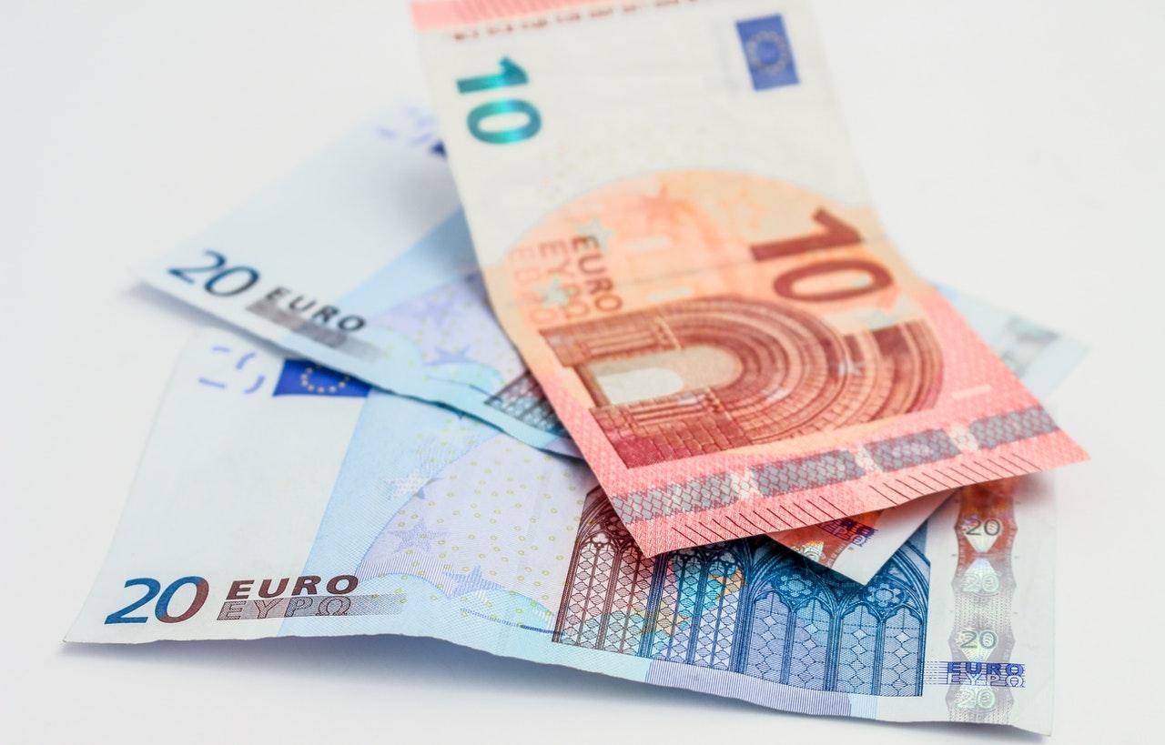 billets euros illlustration