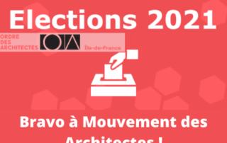 Bravo à Mouvement des Architectes !